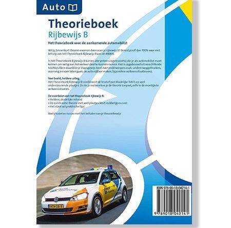 Theorieboek Auto Rijbewijs B